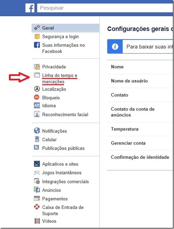 acessando_configuracoes_linha_do_tempo